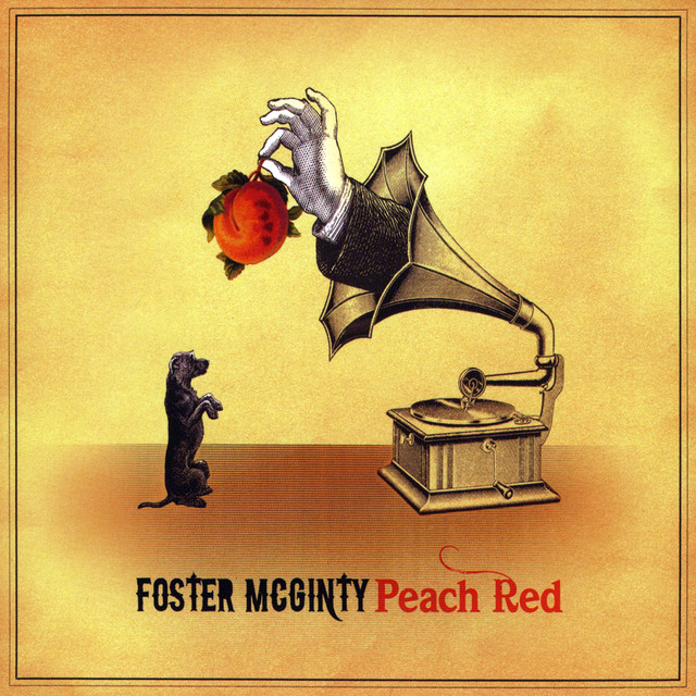 Foster McGinty  Peach Red [2009]