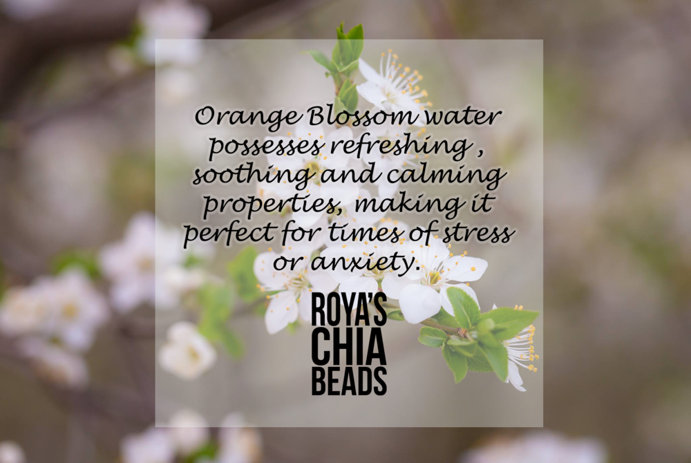 "Our Orange blossom Chia drink, is not only tasty, it is Nutritious too!  Get one and try it for yourself.  To find out what stores you can get our drinks from, just click on the ""Stockists"" tab above ^."