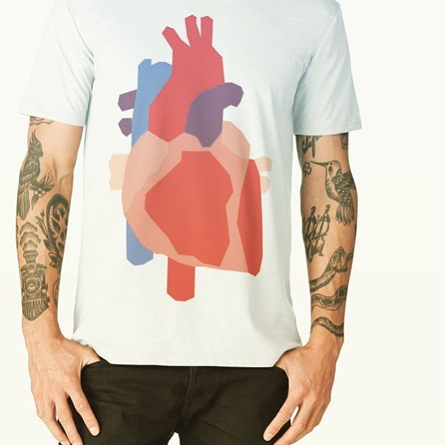 I [geometrically] heart you. #apparel #tshirt #buyme #valentinesday #bemyvalentine @redbubble #linkinbio