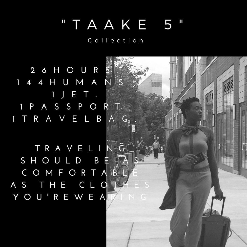 Taake 5 Collection - SALES REPRESENTATIVES / STORES