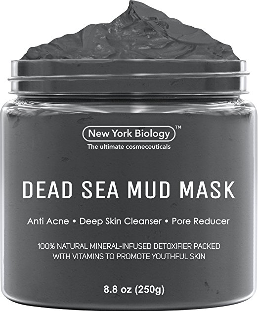 Dead Sea Facial & Body Mask