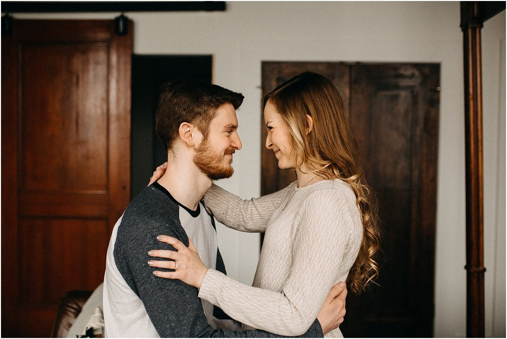 Springfield Engagement Photographer