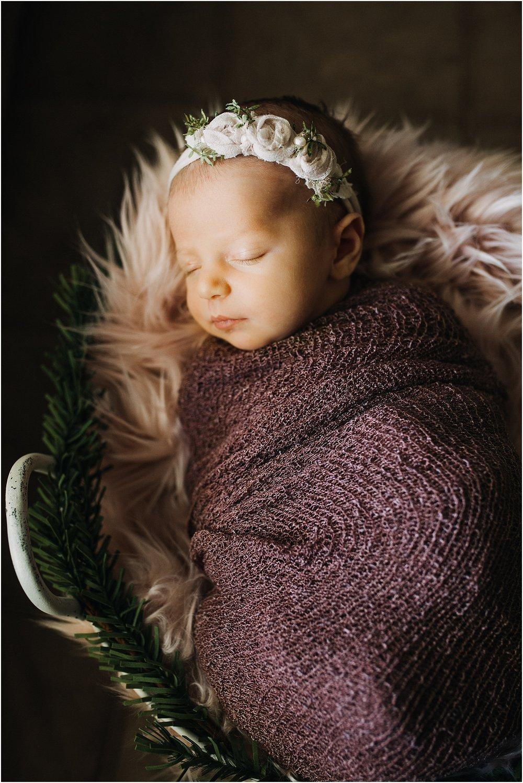 springfield missouri newborn portraits