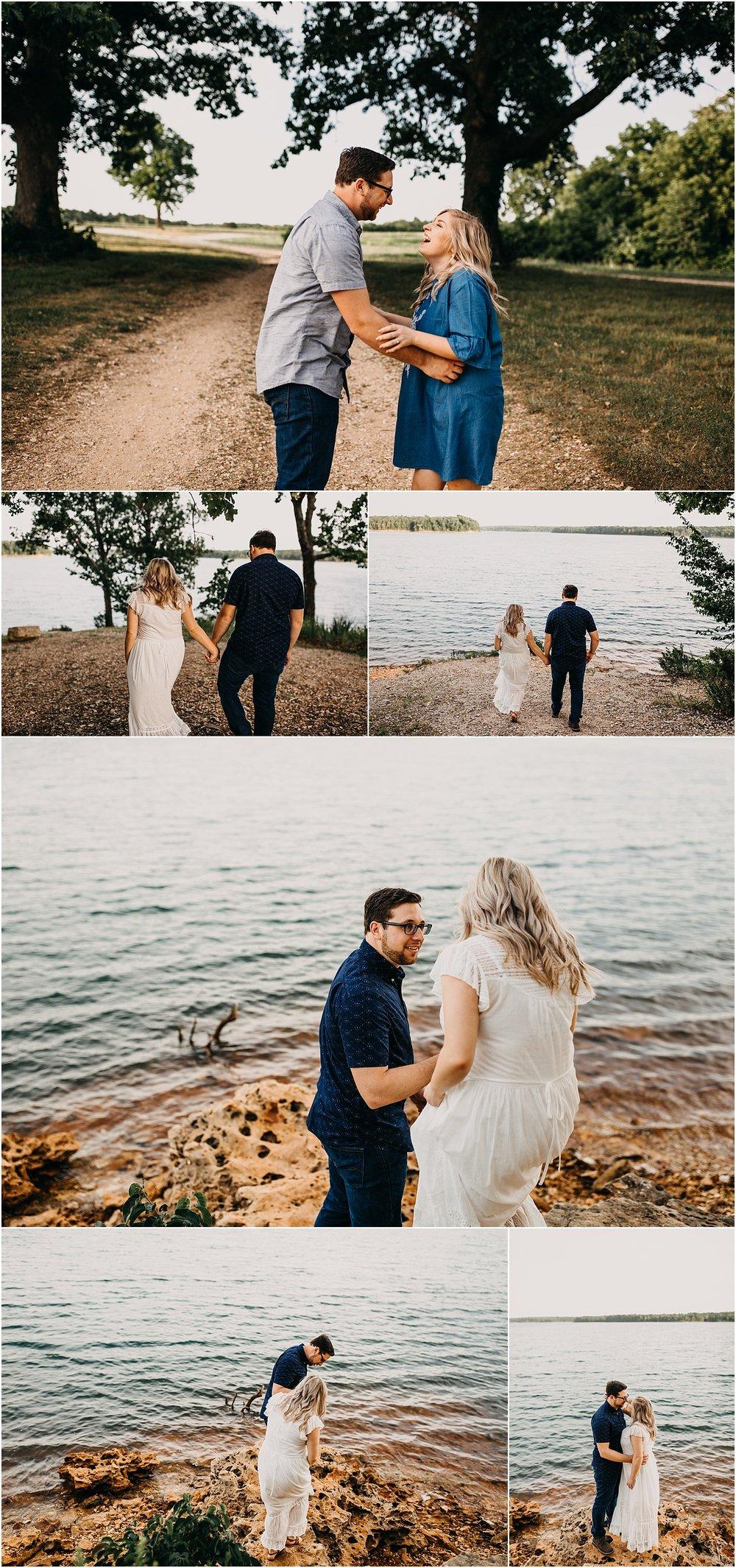 missouri engagement photographer