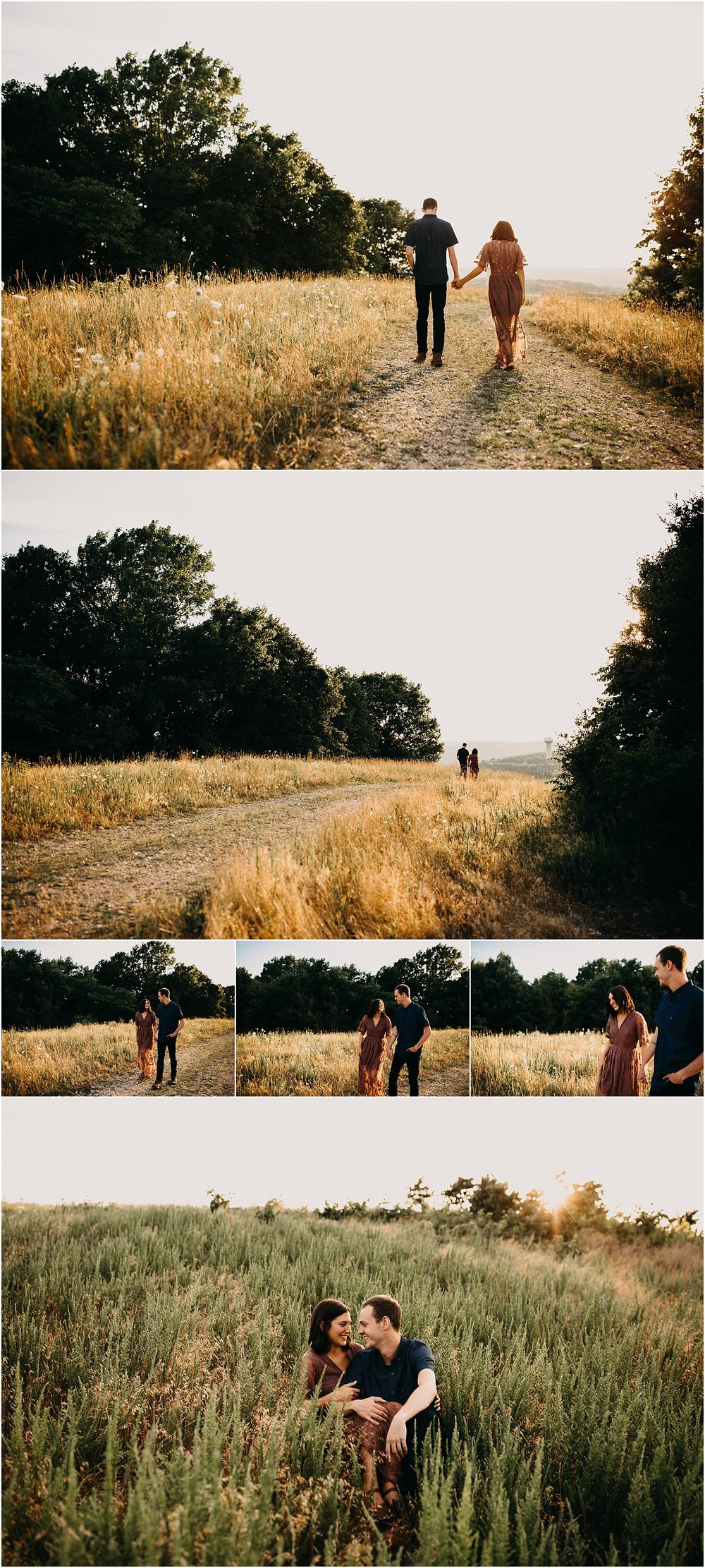 Branson missouri engagement photographer