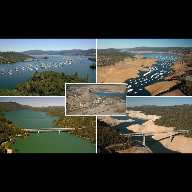 #TBT Remember when California had water?  If you haven't already heard, Gov. Jerry Brown has ordered California's first-ever mandatory water cutbacks.  Water levels have reached dire, record lows.  It's time for us all to do our part to #SaveCalifornia.  Here's what you can do: Install water-saving systems in your home or business. Utilize grey-water or drip irrigation systems. Install drought-tolerant landscaping. Take advantage of statewide consumer rebate programs and replace old water-guzzling appliances.  Contact us for more information on how you can save money and water by updating your home or business.  Together we can make a difference. (877) 572-3569 🌱www.cklandscape.com💧 #California #drought #waterconservation #landscaping #sanfrancisco #bayarea #farmland #golfcourses #campuses #residential #commercial #municipal #watersystems #irrigation #greywater