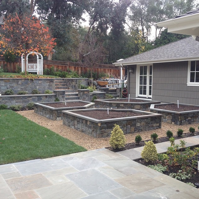 Ready for veggies! 🍓🍆🍅 #landscaping #landscapers #bayarea #veggies #gardens #grow #beautiful #backyards #homeimprovement