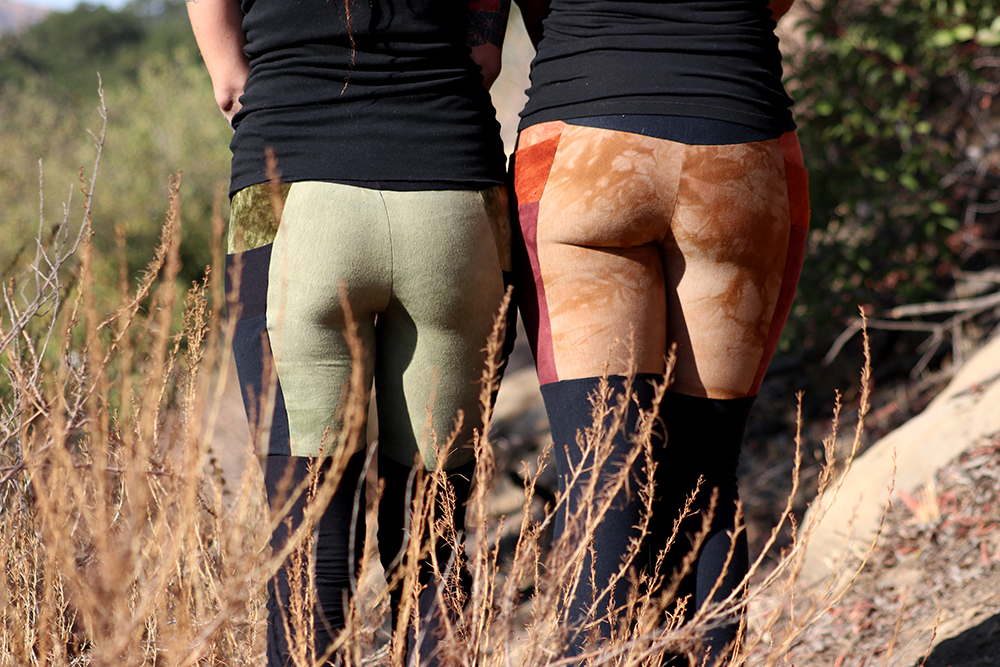 One of a kind Terrain Leggings