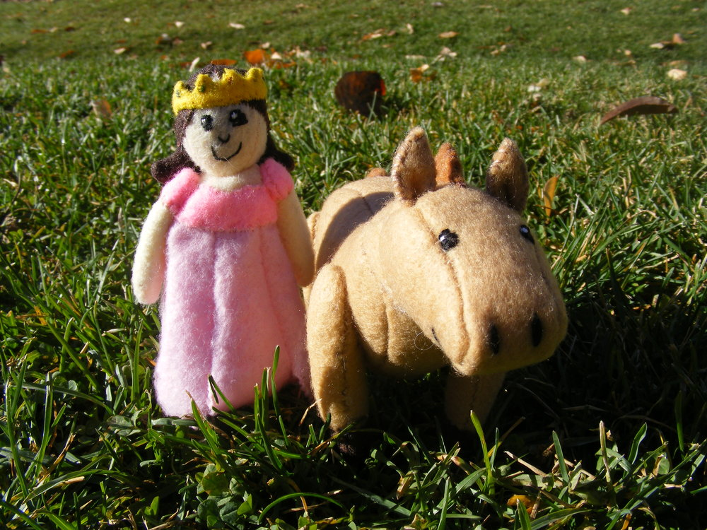 Princess and Horse Finger Puppets.JPG