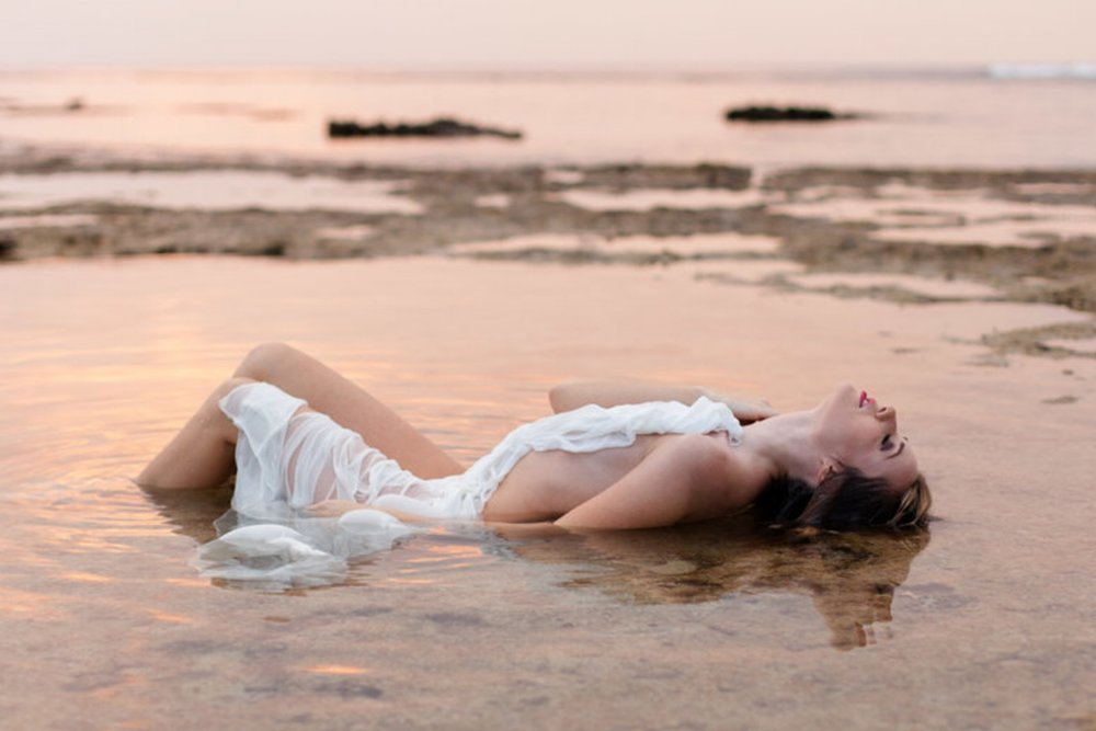 Outdoor Boudoir with Ms. J by Liesa Wayson Photography