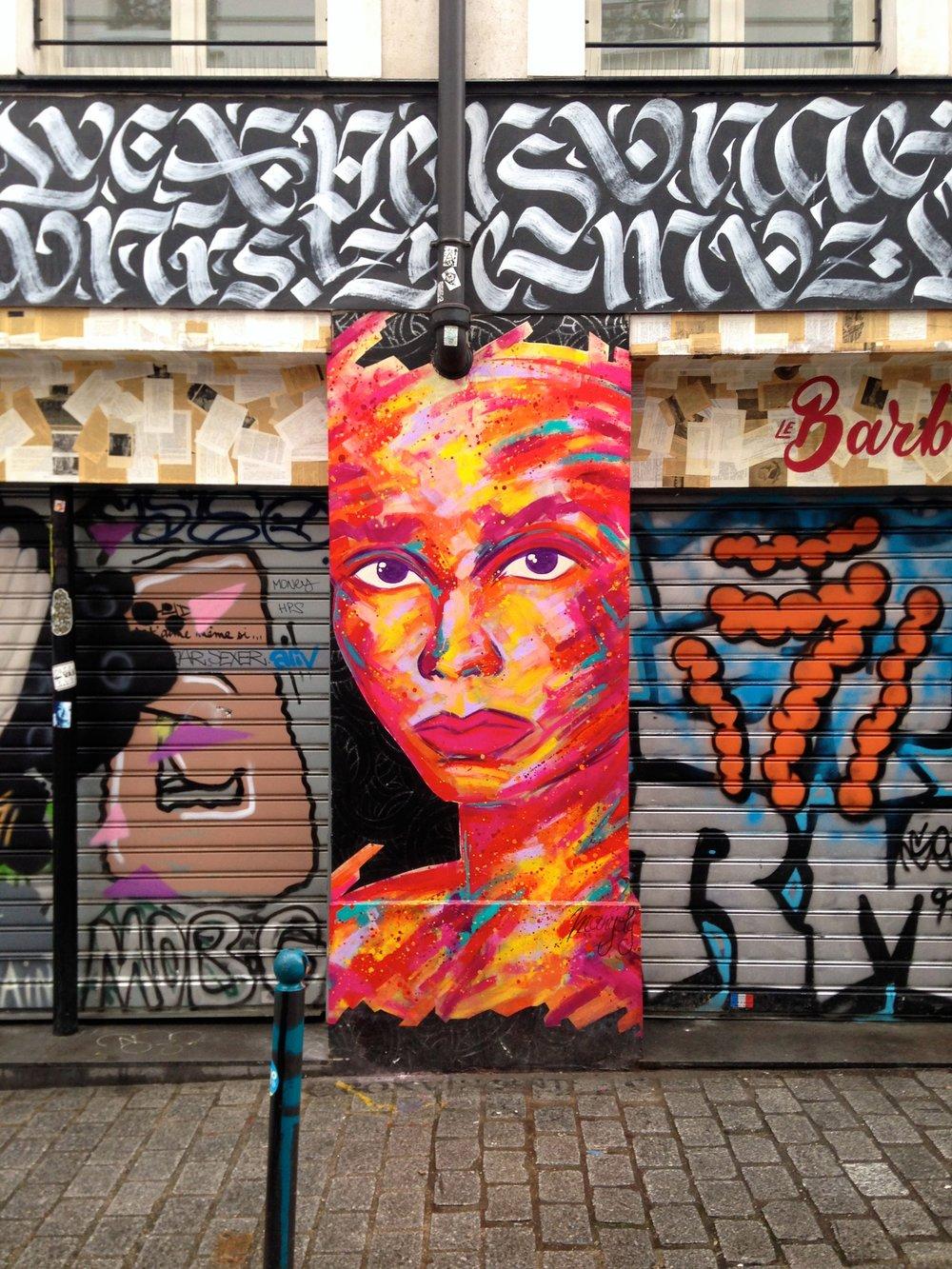 Manyoly on Rue Denoyez
