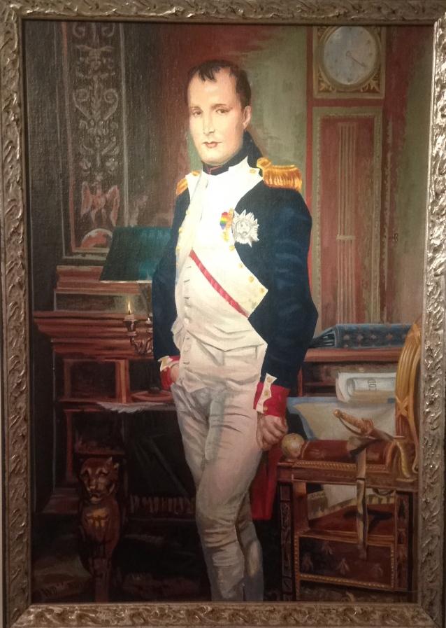 Napoleon Pride