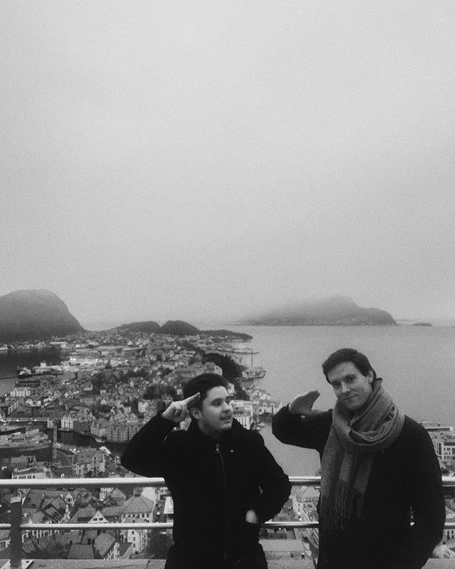 På seiltur til Ålesund ⚓️