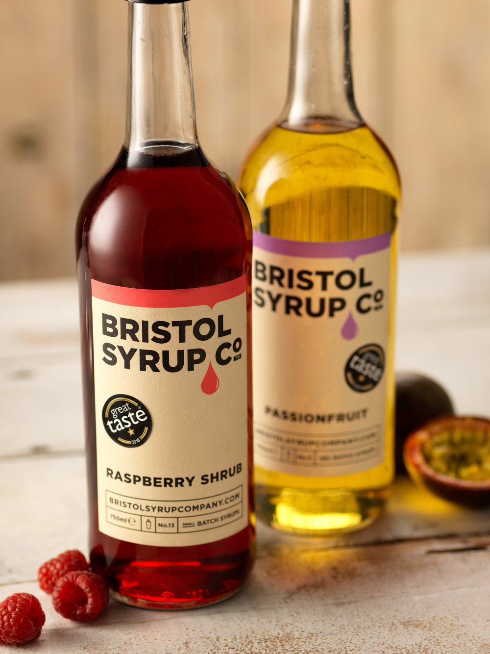 Bristol Syrup Co - Great Taste Bottles