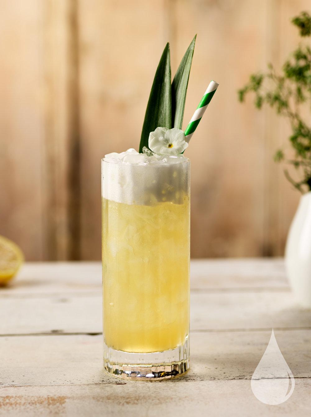Aqua Flora Cocktail