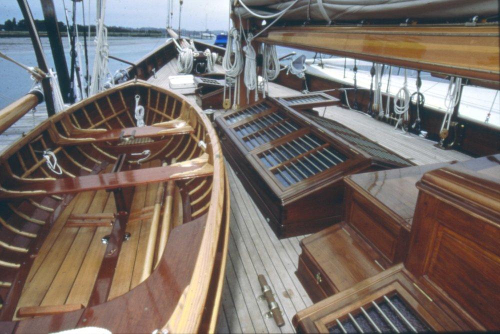Abigail, Kentra's sailing gig