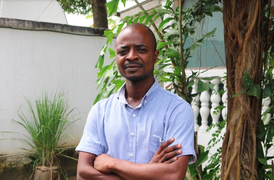 Octave Mouanda | Superviseur Refuge Mwana