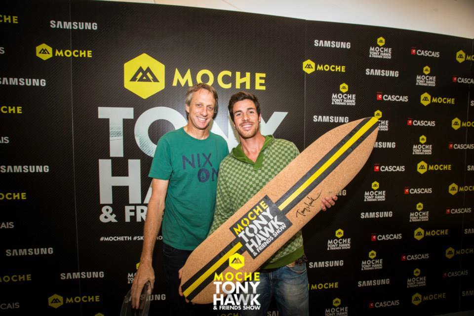 Tony Hawk - The Legend