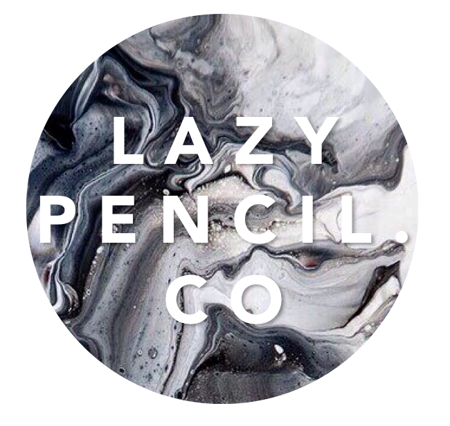 LAZY PENCIL CO - Handmade goods, for you & your pets!