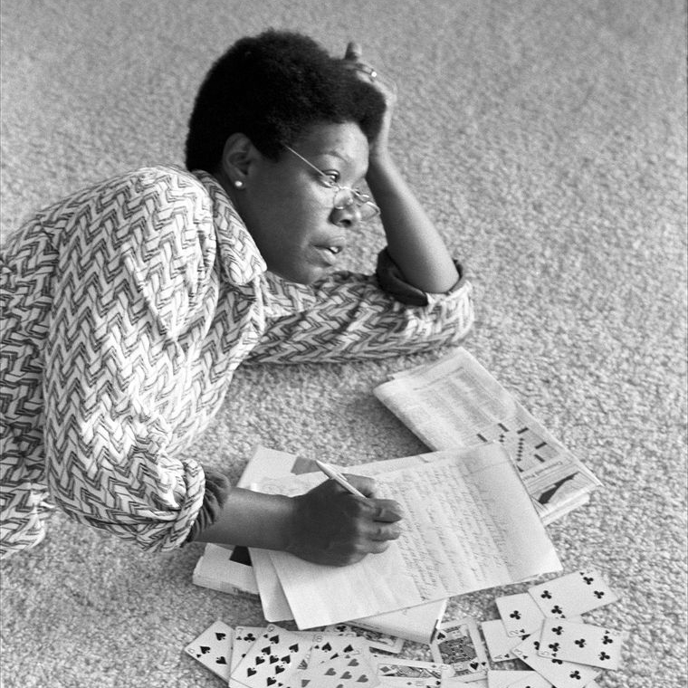 """You are the sum total of everything you've ever seen, heard, eaten, smelled, been told, forgot—it's all there."" - Maya Angelou"