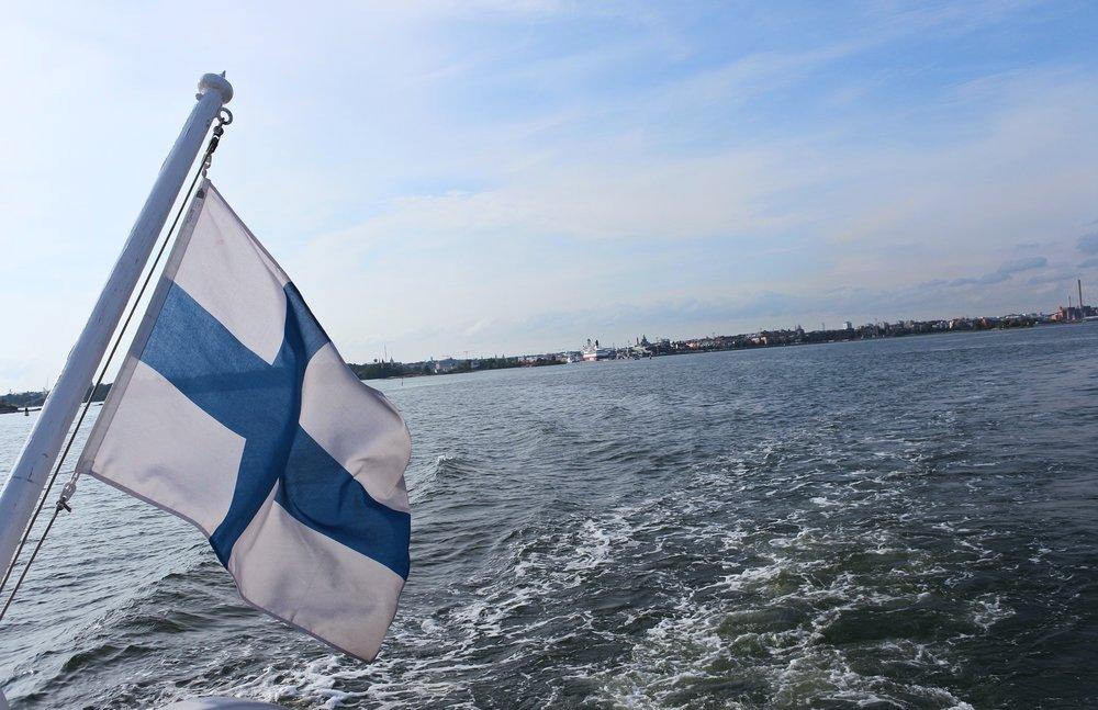 いつかのフィンランド旅行にて