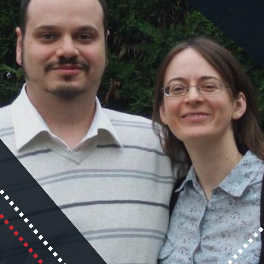 Stefano e Jenny Responsabili Budrio
