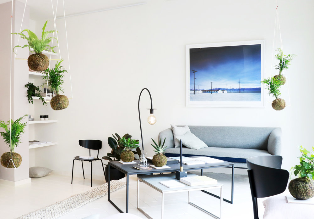 Room of ideas -Amsterdam  Private venue hire. Interior display