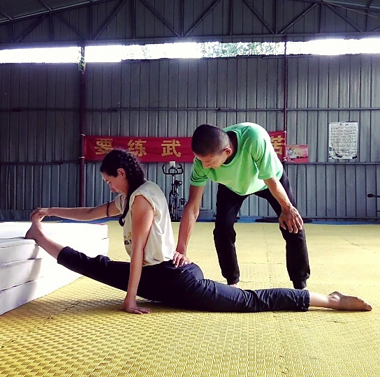 Power Stretching -