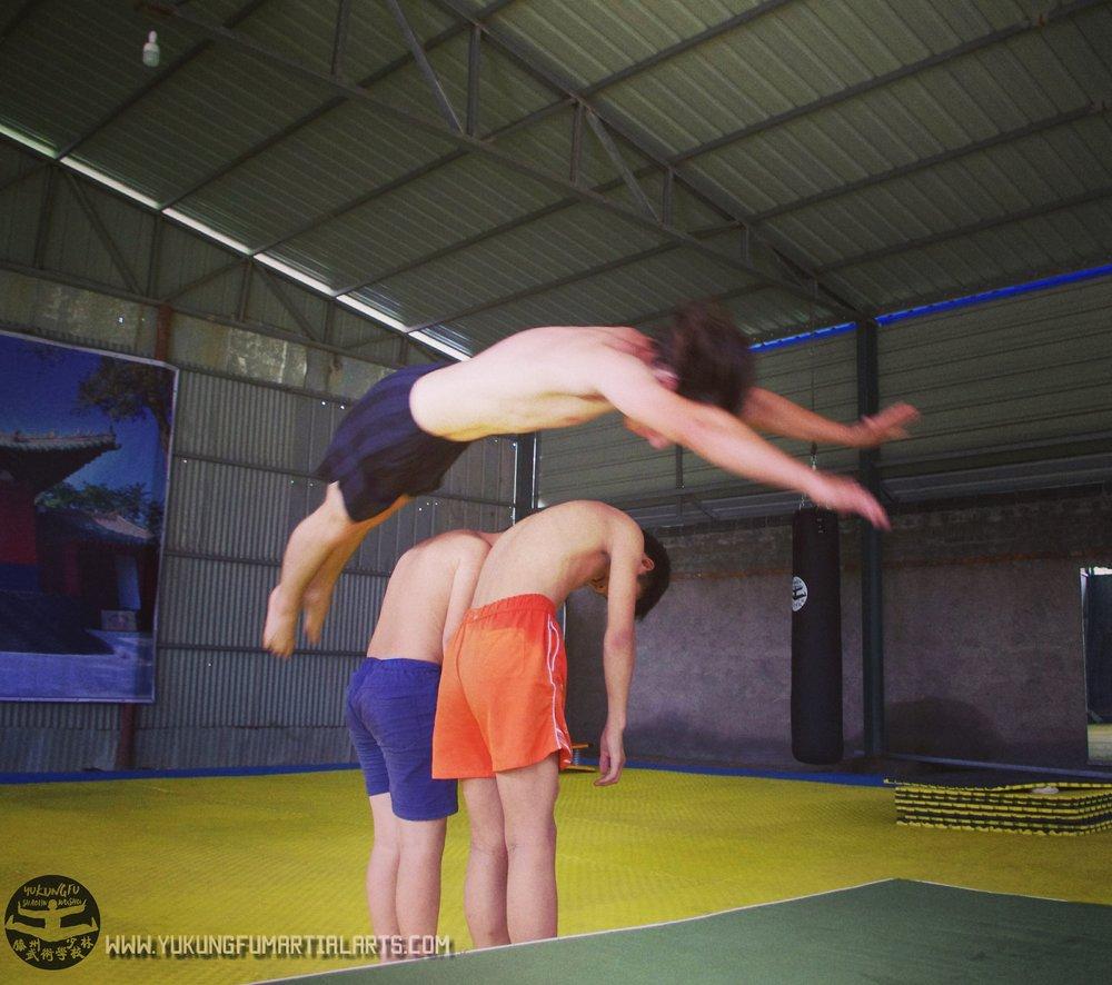 Acrobatics -