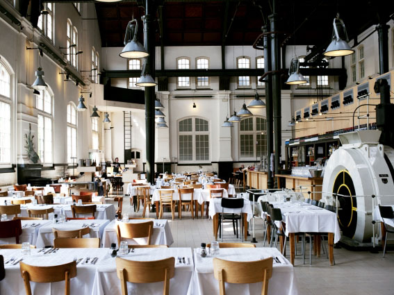 CAFE RESTAURANT AMSTERDAM (CRADAM) - ALL TIME FAVORITE DINING SPOT