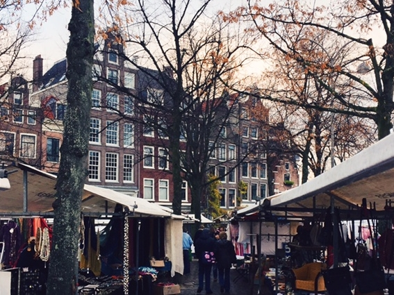 NOORDERMARKet - for vintage & SEASONAL LOCAL produce, every saturday & monday morning