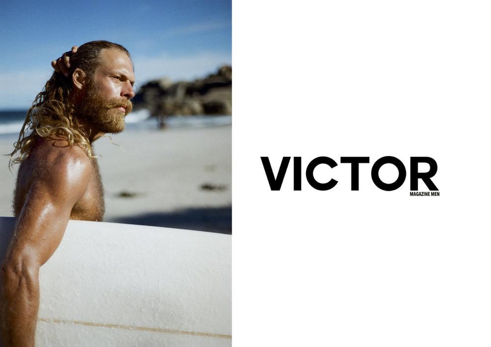 VICTOR Men Magazine