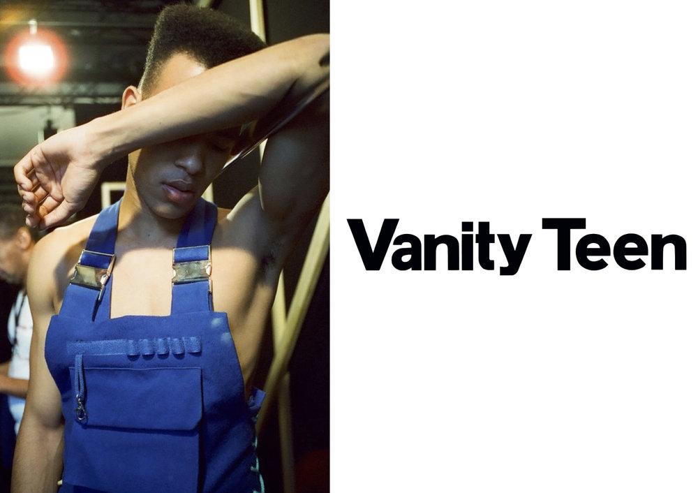 Vanity Teen