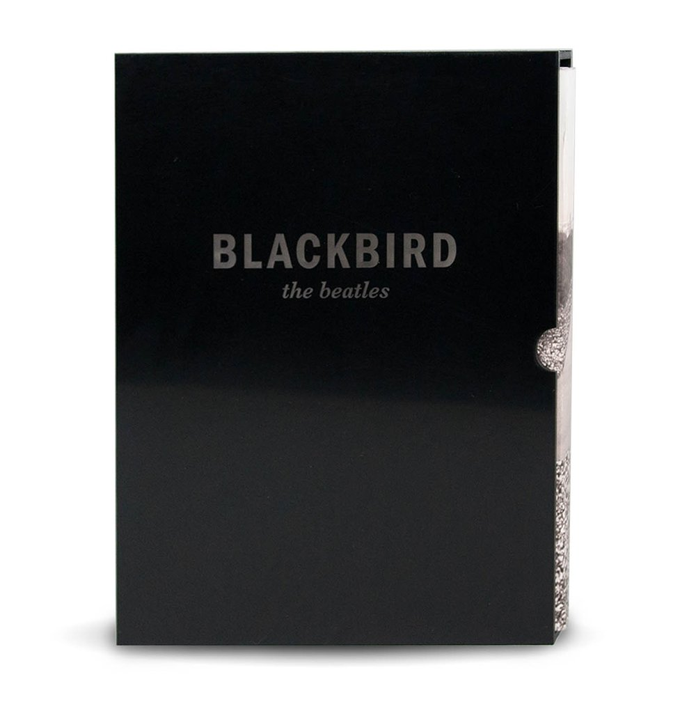 BLACKBIRD  Lyric Book