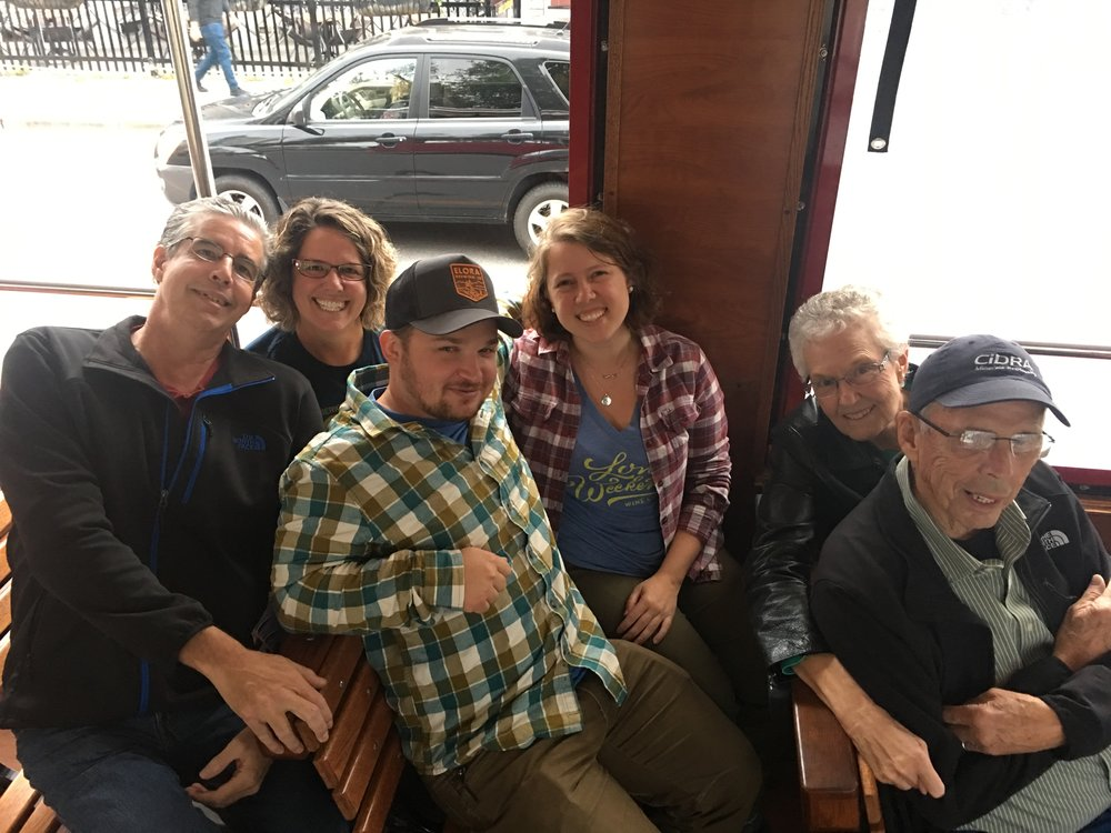 Kingston Ghost Trolley Tour