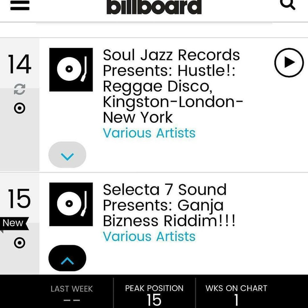 BILLBOARD CHART HIT! -