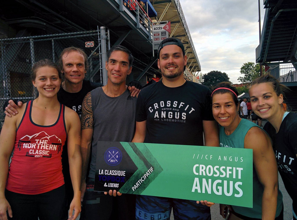 CLUB DE COMPÉ CROSSFIT