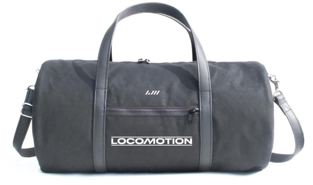 Sac «baril» Locomotion