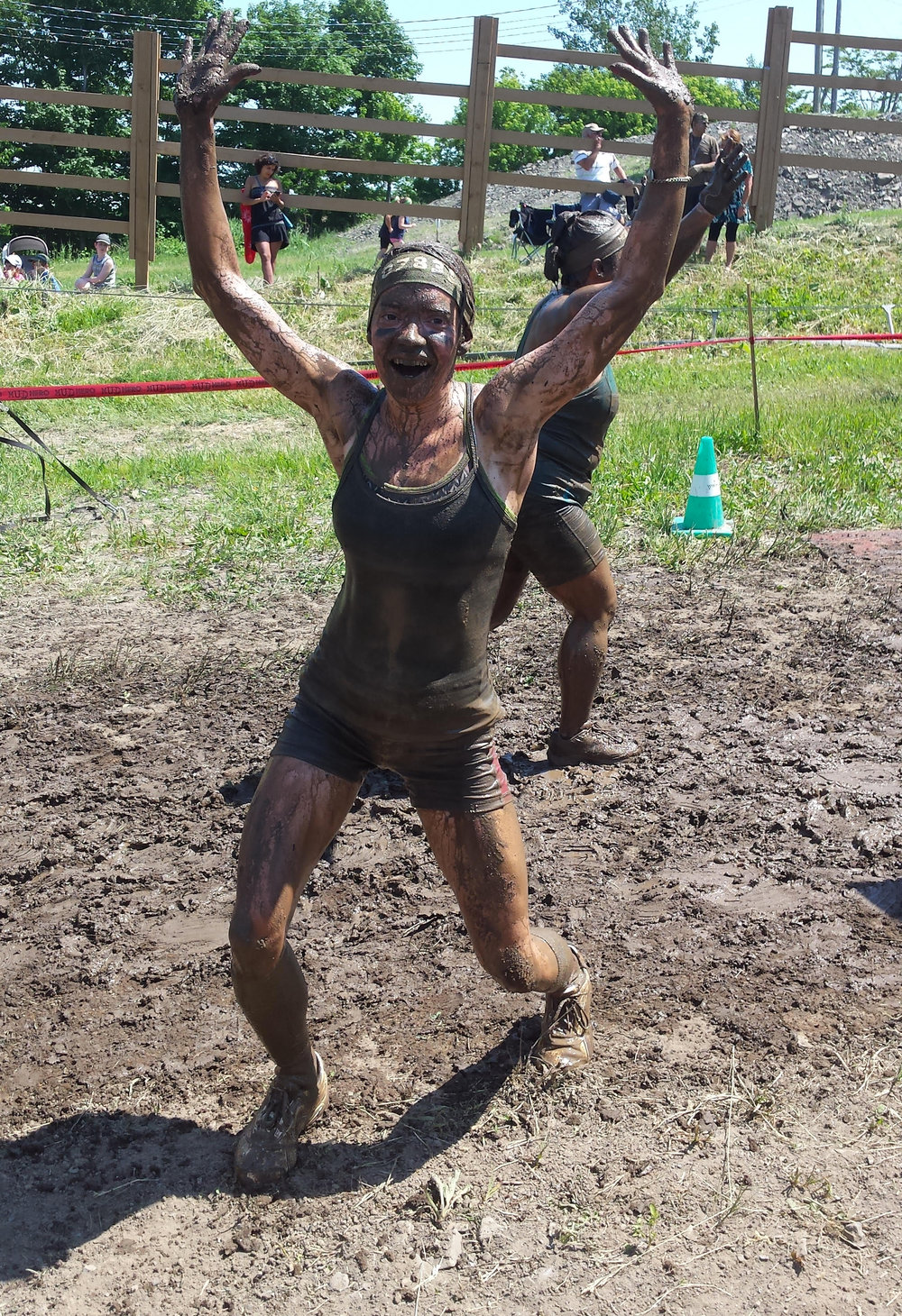 Épreuve Tough Mudder 2016