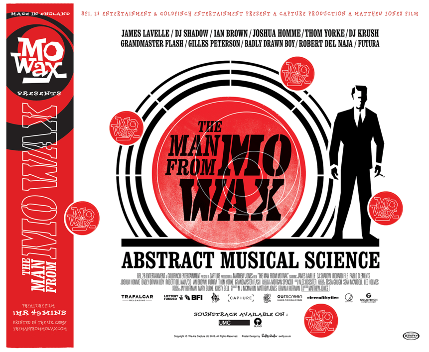 The Man From Mowax Swifty Poster Process Video Pressing Matters
