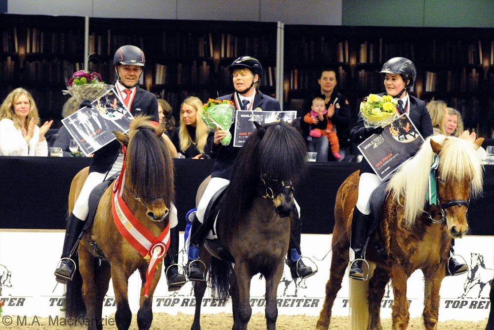 Hnokki ved World Toelt hvor han 5 gange har vunder T.1!