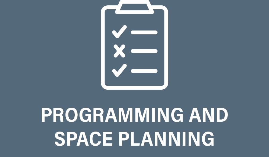 Design Development Programming and Space Planning