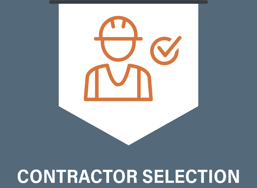 Facility Planning Contractor Selection