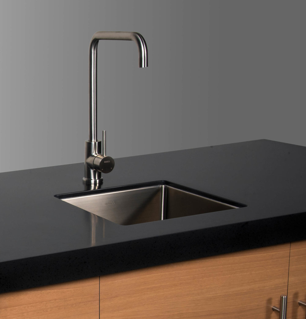 Built in outdoor sink