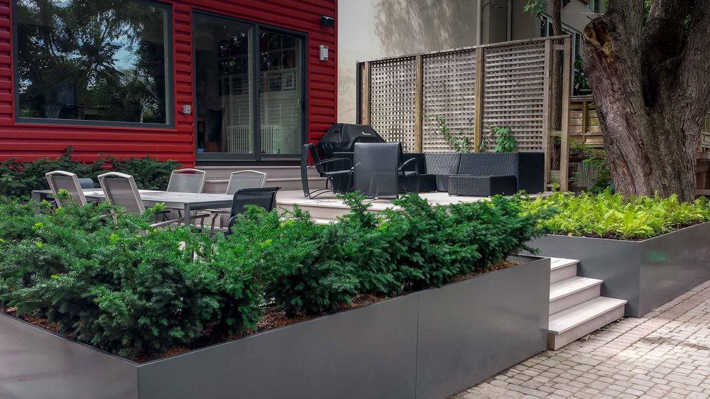 Garden Living Planter Boxes