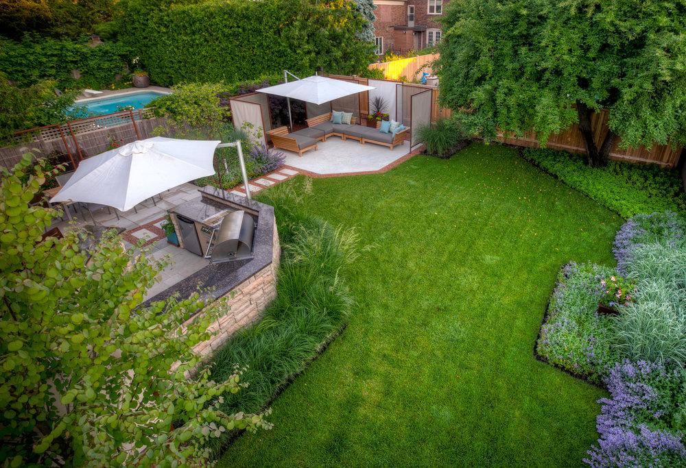 Lytton Park Landscape Design