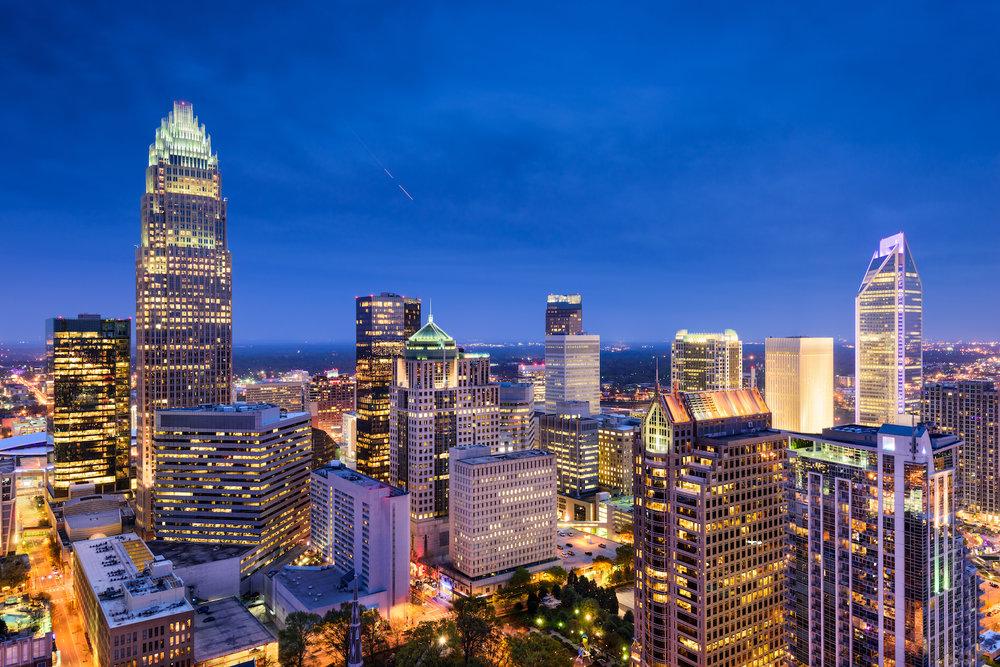Charlotte Headquarters - 8508 Park Road, #135 Charlotte, NC 28210☎(980) 349-8976