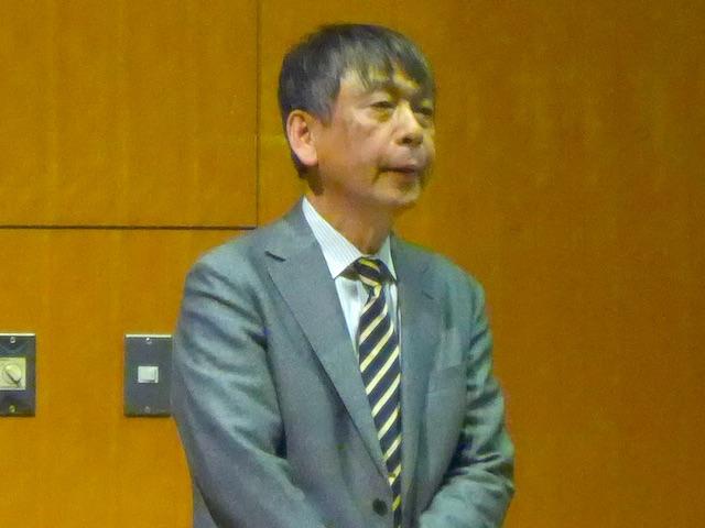 三重大学田中先生のご講演