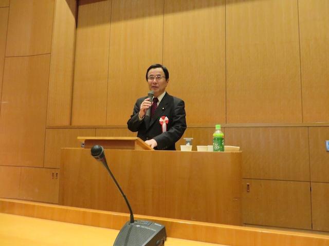 参議院議員浜田和幸先生