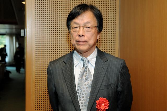 名古屋大学大学院医学研究科上田先生